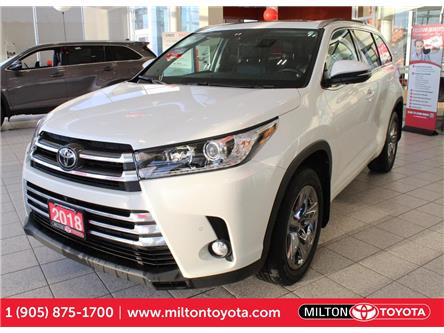 2018 Toyota Highlander Limited (Stk: 912546A) in Milton - Image 1 of 41