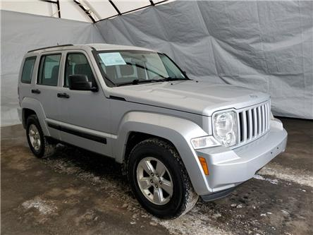 2012 Jeep Liberty Sport (Stk: I1714672) in Thunder Bay - Image 1 of 16