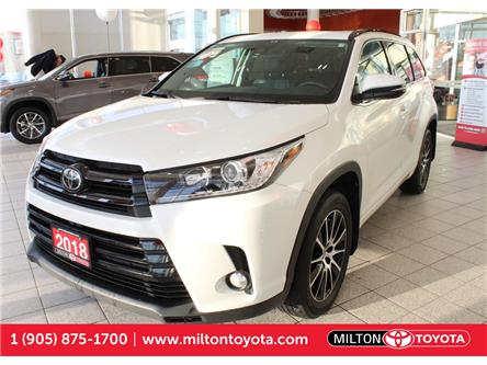 2018 Toyota Highlander XLE (Stk: 524288) in Milton - Image 1 of 42