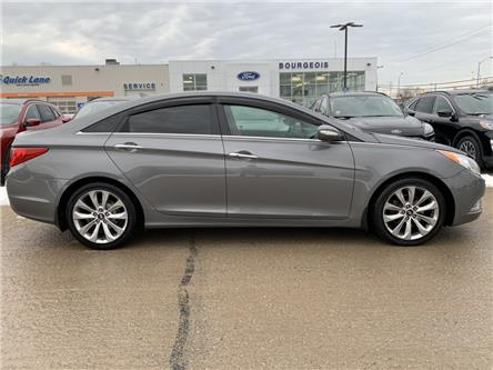 2013 Hyundai Sonata 2.0T Limited (Stk: 19T1395A) in Midland - Image 2 of 18