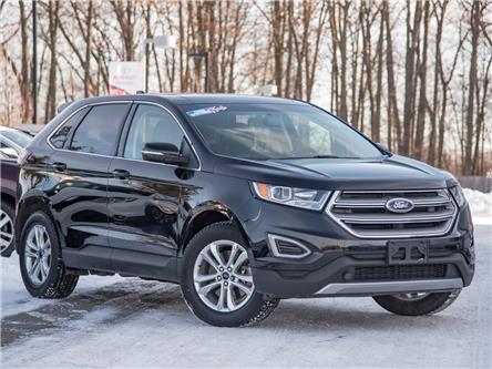 2017 Ford Edge SEL (Stk: 3633) in Welland - Image 1 of 23