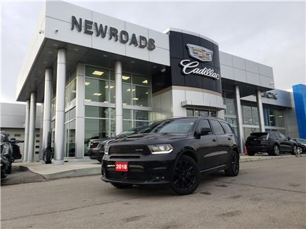 2018 Dodge Durango R/T (Stk: R203756A) in Newmarket - Image 1 of 4