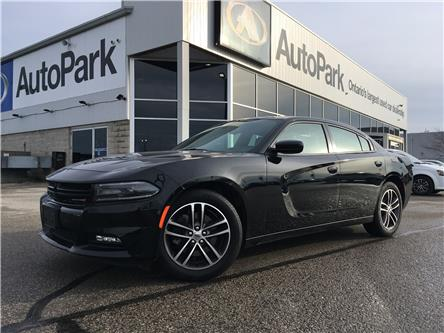 2019 Dodge Charger SXT (Stk: 19-11636RJB) in Barrie - Image 1 of 29