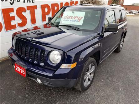 2016 Jeep Patriot Sport/North (Stk: 19-828) in Oshawa - Image 1 of 15