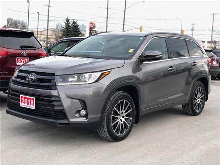 2018 Toyota Highlander XLE (Stk: W4941) in Cobourg - Image 1 of 25