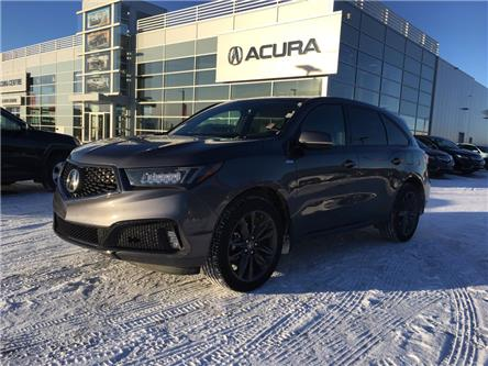 2019 Acura MDX A-Spec (Stk: A4109) in Saskatoon - Image 1 of 21