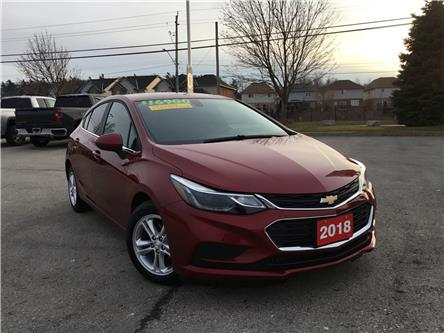 2018 Chevrolet Cruze LT Auto (Stk: L080A) in Grimsby - Image 1 of 21