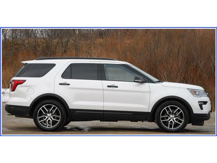 2018 Ford Explorer Sport (Stk: 151040) in Kitchener - Image 2 of 19