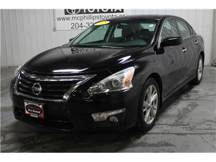 2015 Nissan Altima  (Stk: C038550B) in Winnipeg - Image 1 of 27