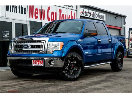 2013 Ford F-150 XLT (Stk: 191429) in Chatham - Image 1 of 28