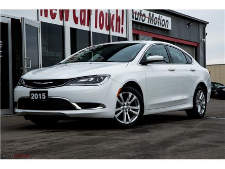 2015 Chrysler 200 Limited (Stk: 191426) in Chatham - Image 1 of 26