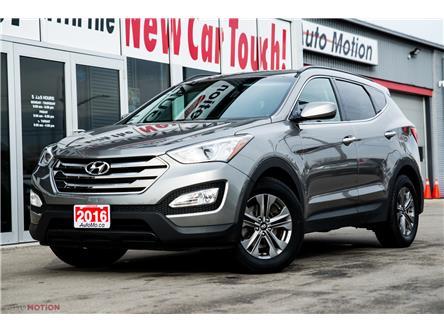 2016 Hyundai Santa Fe Sport  (Stk: 191431) in Chatham - Image 1 of 25