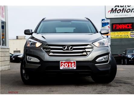 2016 Hyundai Santa Fe Sport  (Stk: 191431) in Chatham - Image 2 of 25