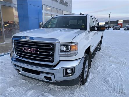 2016 GMC Sierra 2500HD SLT (Stk: T0106) in St Paul - Image 1 of 17