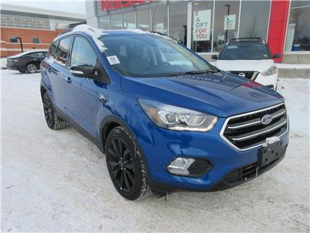 2019 Ford Escape Titanium (Stk: 9990) in Okotoks - Image 1 of 32