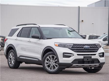 2020 Ford Explorer XLT (Stk: 20EX054) in St. Catharines - Image 1 of 25