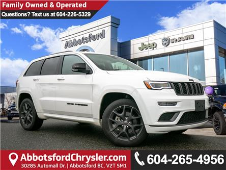 2019 Jeep Grand Cherokee Limited (Stk: AB0974) in Abbotsford - Image 1 of 24
