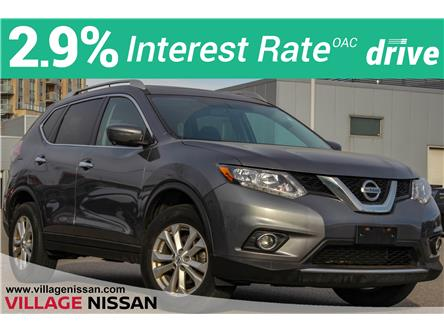 2016 Nissan Rogue SV (Stk: P2954) in Unionville - Image 1 of 28
