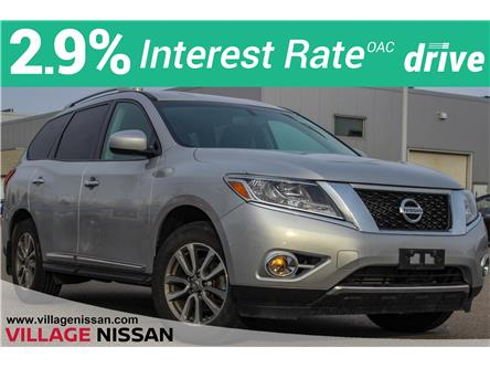 2014 Nissan Pathfinder SL (Stk: P2956) in Unionville - Image 1 of 19