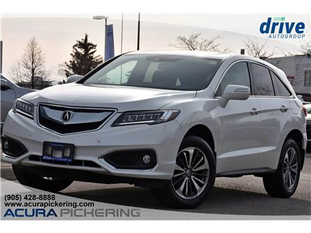 2018 Acura RDX Elite (Stk: AP5053) in Pickering - Image 1 of 37