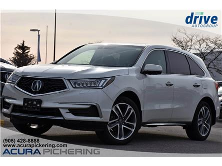 2018 Acura MDX Technology Package (Stk: AP5072) in Pickering - Image 1 of 35
