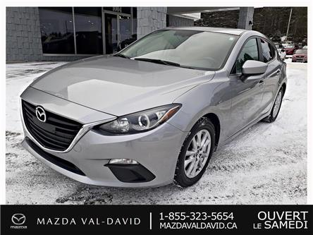 2016 Mazda Mazda3 Sport GS (Stk: B1725) in Val-David - Image 1 of 22