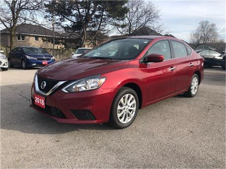 2018 Nissan Sentra Sunroof | Back up cam | Heated seats | Loaded (Stk: 5501) in Stoney Creek - Image 2 of 22