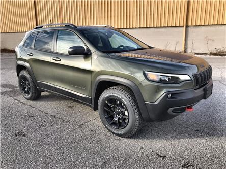 2020 Jeep Cherokee Trailhawk (Stk: 2275) in Windsor - Image 1 of 14