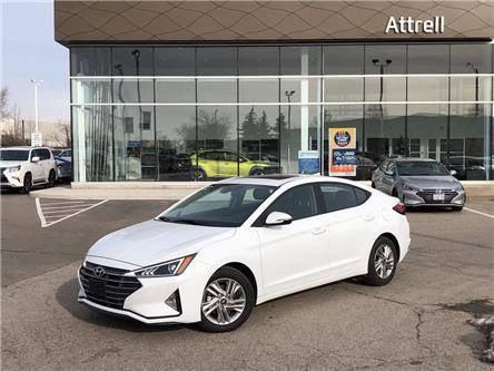 2020 Hyundai Elantra Preferred w/Sun & Safety Package (Stk: 4225) in Brampton - Image 2 of 18