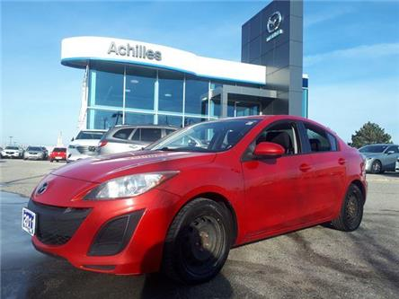 2011 Mazda Mazda3 GS (Stk: H1972B) in Milton - Image 1 of 11