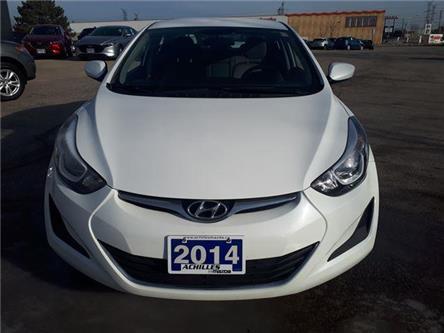 2014 Hyundai Elantra GLS (Stk: H2033A) in Milton - Image 2 of 11