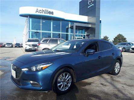 2017 Mazda Mazda3 GS (Stk: P5953) in Milton - Image 1 of 12