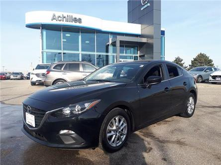 2016 Mazda Mazda3 GS (Stk: P5954) in Milton - Image 1 of 12