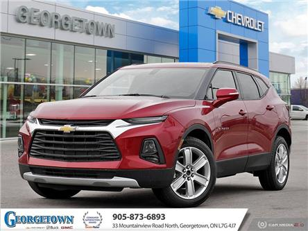 2020 Chevrolet Blazer LT (Stk: 30937) in Georgetown - Image 1 of 27