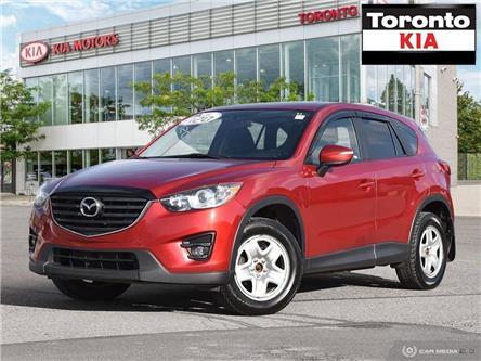 2016 Mazda CX-5 GS (Stk: K31931A) in Toronto - Image 1 of 27