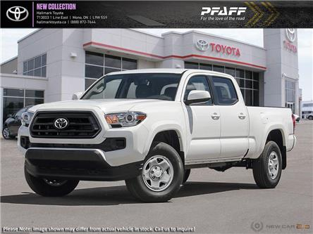 2020 Toyota Tacoma 4x4 Double Cab Short Bed V6 6A (Stk: H20167) in Orangeville - Image 1 of 24