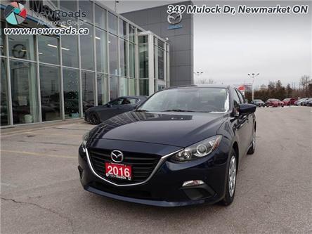 2016 Mazda Mazda3  (Stk: 14315) in Newmarket - Image 1 of 30