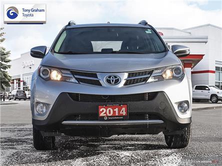 2014 Toyota RAV4  (Stk: E8034) in Ottawa - Image 2 of 29