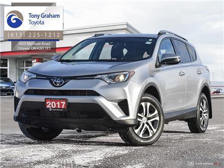 2017 Toyota RAV4 LE (Stk: E8047) in Ottawa - Image 1 of 30