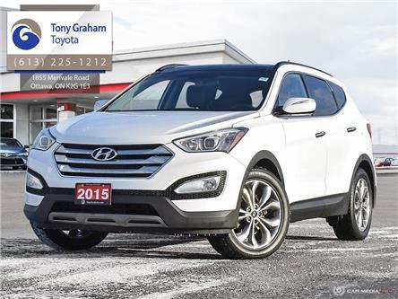 2015 Hyundai Santa Fe Sport  (Stk: 58596A) in Ottawa - Image 1 of 29