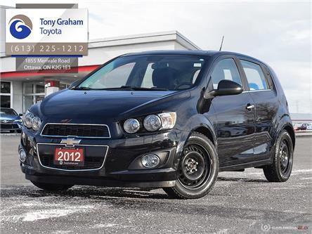 2012 Chevrolet Sonic LTZ (Stk: 58737A) in Ottawa - Image 1 of 26