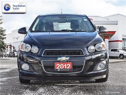 2012 Chevrolet Sonic LTZ (Stk: 58737A) in Ottawa - Image 2 of 26