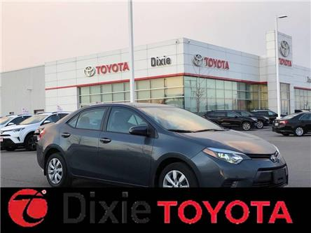 2016 Toyota Corolla  (Stk: D200406A) in Mississauga - Image 1 of 18