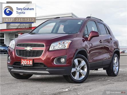 2014 Chevrolet Trax LTZ (Stk: U9159) in Ottawa - Image 1 of 28