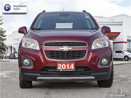 2014 Chevrolet Trax LTZ (Stk: U9159) in Ottawa - Image 2 of 28