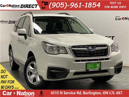 2017 Subaru Forester  (Stk: CN6090) in Burlington - Image 1 of 37