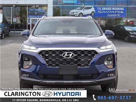 2020 Hyundai Santa Fe Luxury 2.0 (Stk: 19924) in Clarington - Image 2 of 24