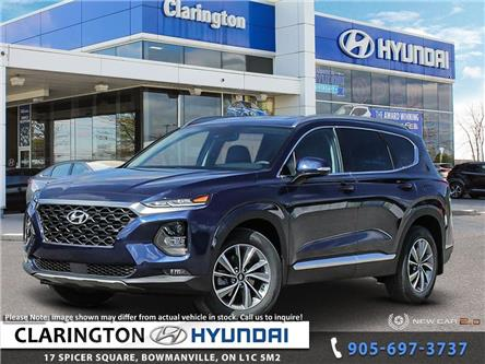 2020 Hyundai Santa Fe Preferred 2.4 (Stk: 19930) in Clarington - Image 1 of 10