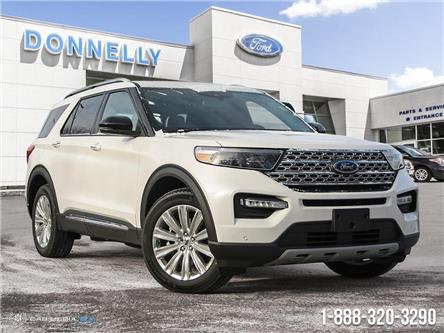 2020 Ford Explorer Limited (Stk: DT63) in Ottawa - Image 1 of 27