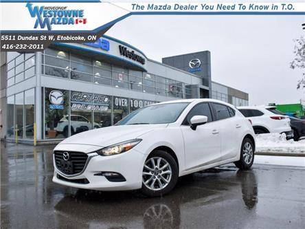 2017 Mazda Mazda3 Sport GS (Stk: P4064) in Etobicoke - Image 1 of 27